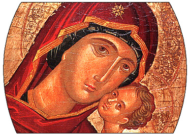 Theotokos - God Bearer - Mother of God